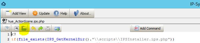 IPS_SingleScriptImport